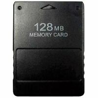 Memory Card PS2 Mosuch Playstation 128MB