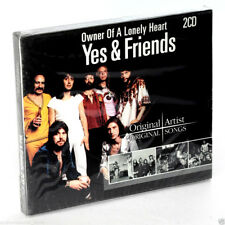YES & FRIENDS OWNER OF A LONELY HEARTS 2 CD JON ANDERSON RICK WAKEMAN STEVE HOWE