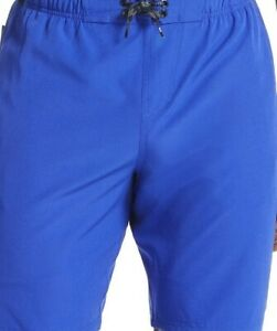 Mens Nike Blue Swim Suit Size 3xl Nike Logo Water Repellent