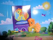 my little pony neon bright  mini blind bag Golden Harvest  NEW/Loose