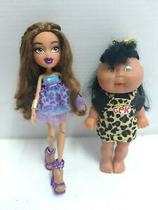 Bratz Metallic Madness Yasmin & BOXED CABBAGE PATCH KIDS