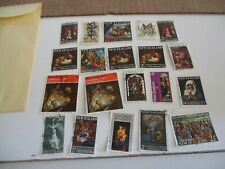 Postage Stamps: New Zealand, used, unsorted