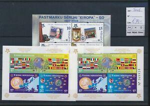 LN73216 Bosnia & Herzegovina 2006 Europa Cept sheets MNH cv 79 EUR