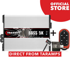 Taramps Bass 5k 1 Ohm Amplifier 5000 Watts + Connect Control Red