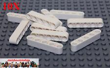 10X Lego® 32316 Technic dicke Liftarme Beams 1X5 Gelb Yellow NEU