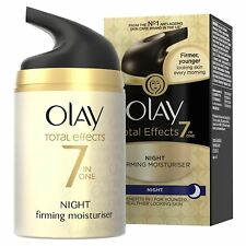 Olay Total Effects 7 in 1 Night Firming Moisturiser - 50ml
