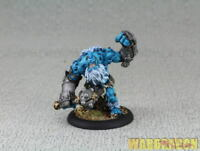 40mm Hordes WDS painted Trollbloods Warbeasts Troll Basher f40