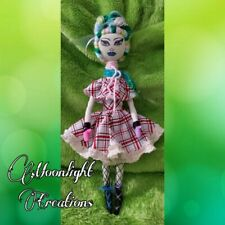 Handmade One Of A Kind Doll Inspired by High Monster Dolls