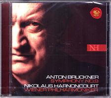 Nikolaus HARNONCOURT: BRUCKNER Symphony No.9 Live 2002 Wiener Philhamoniker CD