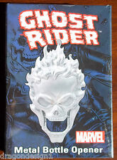 MARVEL. GHOST  RIDER METAL BOTTLE OPENER. 3 INCHES. NEW IN BOX