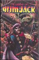 Legend of Grimjack Grim Jack 2 HC GN IDW 2005 NM 1 2 3 4 5 6 7