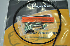 Kit Protection Cables/Sheaths Brake Jagwire Green suitable for Sheath da 5mm/
