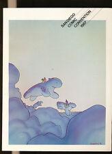 San Diego  Comic Convention 1987  Souvenir Book