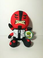 New BEN 10 Heatblast Licensed Plush Stuffed Toy