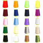3000M Yards Overlocking Sewing Machine Polyester Thread Metre Cones 50Colors