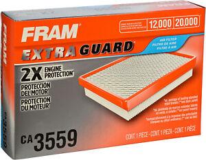 Fram CA3559 Air Filter fits 4213582 4227087 4306113 4342801 46120 AF602 A13192