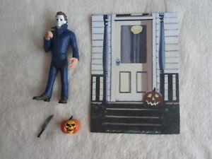 NECA Reel Toys Toony Terrors Halloween II:  Michael Myers