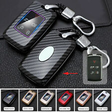 For Land Rover Range Rover Evoque Jaguar Car Smart Key Case Cover Keychain Shell Fits More Than One Vehicle