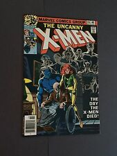X-men 114 Raw 9.4 / 9.6 Bronze Age Key Marvel 1st Uncanny in Title I.G.K.C L@@K