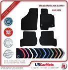 Genuine Hitech Toyota Aygo 2014 onwards Black Tailored Carpet Car Mats