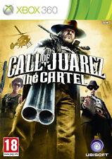 Call Of Juarez: The Cartel  XBOX 360    nuovo