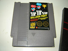 Rare Original Nintendo NES Balloon Fight PAL ROYAUME-UNI presque comme neuf avec ex Working TESTED