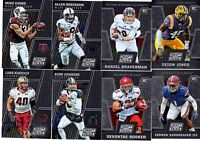 2016 PANINI PRIZM COLLEGIATE DRAFT PICKS LOT OF 15 CARDS INCL 3 BLUE PARALLELS
