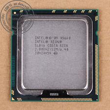 Intel Xeon X5660 - 2.8 GHz (BX80614X5660) LGA 1366 SLBV6 CPU Prozessor 6.4 GT/s