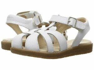 NIB STRIDE RITE Sandals Summer Time White 10.5 11 11.5 12 12.5 13.5 M Youth