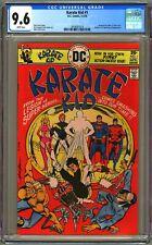 DC COMICS KARATE KID #1 CGC 9.6 WP - NM+ LEGION OF SUPER HEROES - MIKE GRELL