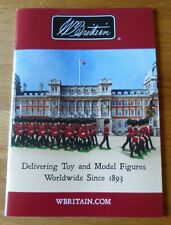 Britains Figuren Katalog 2019, neu, W. Britain Catalog 2019
