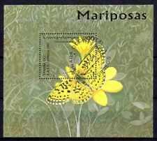 Papillons Sahara (27) bloc oblitéré