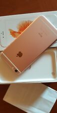 IPHONE 6S PLUS 64gb Rosa Oro MADE IN ITALY