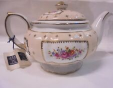 TEIERA da collezione porcellana PARIS ROYAL Limoges-Teapot Porcelain Collection