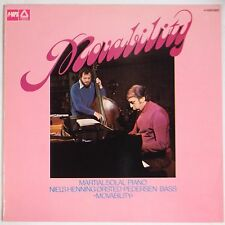 MARTIAL SOLAL: Movability RARE MPS Germany IMPORT Jazz VINYL LP NM-