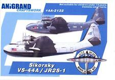 Anigrand Models 1/72 SIKORSKY VS-44A / JR2S-1 U.S. Navy Flying Boat