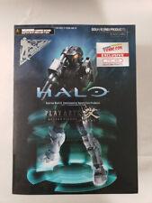 2011 NYCC Play Arts Kai Halo SPARTAN MARK V (Silver/Sniper) Square Enix New