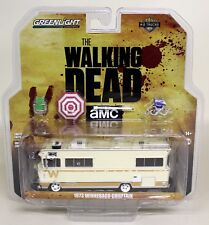 Greenlight 1/64 Scale 1973 Winnebago Chieftain Motor Home The Walking Dead
