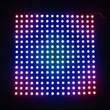 ALITOVE WS2812B Individually Addressable RGB LED Flexible Rainbow Matrix video