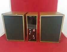 Vintage Wards Airline Radio GEN-1750B with Speakers Multiplex Stereo EUC
