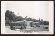 Postcard GLASGOW Missouri/MO  Local Area Post Office Building view 1940's?