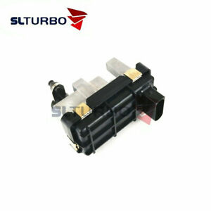 781751 turbo actuator for Mercedes M 320 CDI W164 165 Kw 224 HP OM642 6420901080
