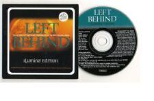 LEFT BEHIND ILUMINA EDITION 10 BOOKS JENKINS TIM LAHAYE WINDOWS CD-ROM PROPHECY