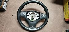 BMW E82 M-SPORT 1-SERIES COUPE STEERING WHEEL WITH MULTIPLE FUNCTION BLACK 08-13