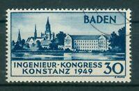 Alliierte Besatzung Baden 46 I , o , Konstanz