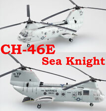 """Easy Model 1/72 US Marines CH-46E """"Too Cool"""" Sea Knight Helicopter HMM-163#37000"""