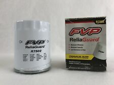 Engine Oil Filter FVP R7502 Relia Guard