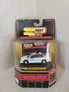 Matchbox Emergency Service Collection 2000 Chevy Impala Police z12