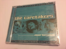THE CARETAKERS (Bernstein) OOP Varese Club Ltd Score Soundtrack OST CD SEALED
