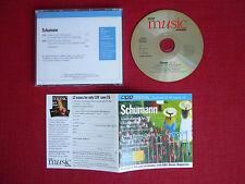 Schumann - BBC Music, Vol.II No. 10, Liederkreis, Op 39, Twelve Poems, Op 35, CD